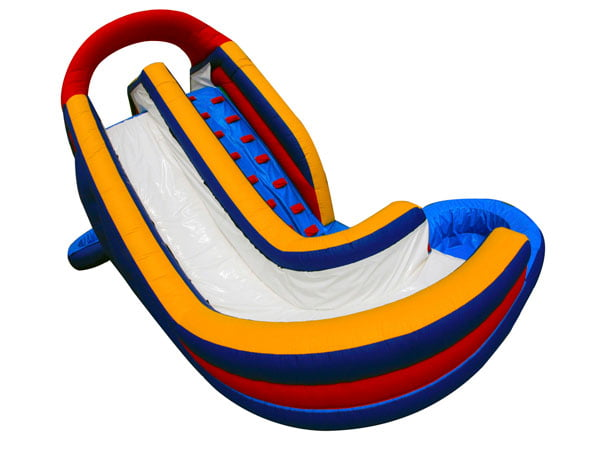 Infinity Waterslide bouncer for rent Greensboro, Burlington NC