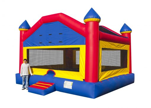 Jumbo Castle Fun Bouncehouse,  Huge Movie Screen, Inflatable Movie Screen, Outdoor Movie Night
