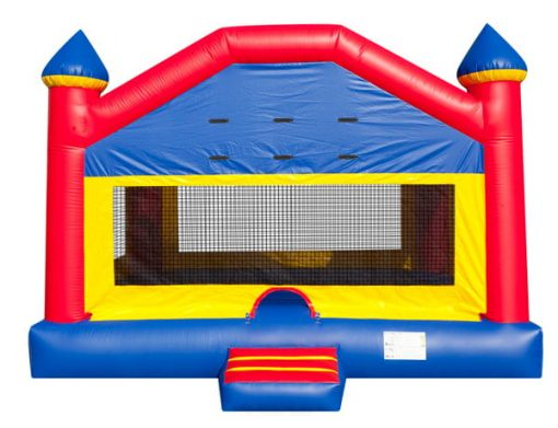 Jumbo Castle Bouncehouse - fun party ideas don't get any better than this.,  Bouncehouse, Castle, Jumbo