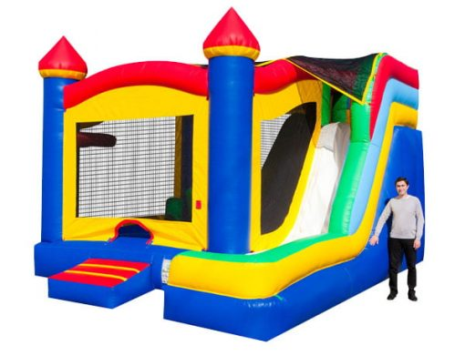 5 in 1 Castle Combo Jump House Rental,  Bouncehouse, Castle