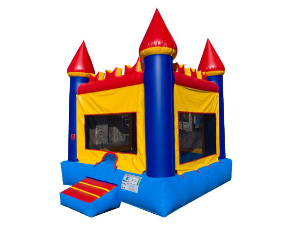 Fabulous Castle Bouncehouse Interior Design Ideas Gentotryabchikinfo