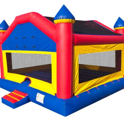 Jumbo Castle Moonbounce Rental - a fun party idea!,  Bouncehouse, Castle, Jumbo