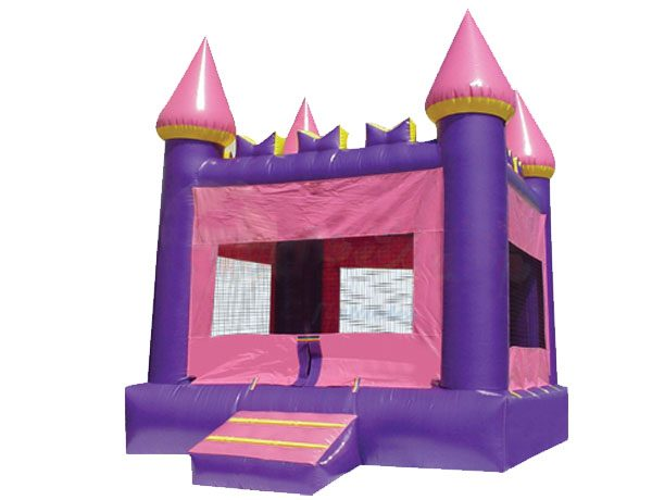 Princess Castle Inflatable Bounce House Rental- The ultimate in kids party ideas.,  Bouncehouse, Castle, Princess