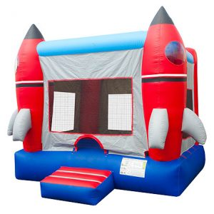 Inflatable spaceship moonwalk bouncer party rentals,  Bouncehouse, Space, Spaceship