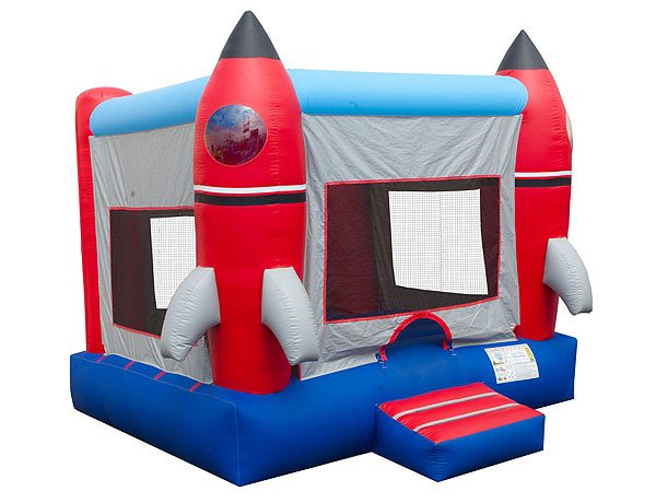 Spaceship moonwalk inflatable Bouncer Rental,  Bouncehouse, Space, Spaceship