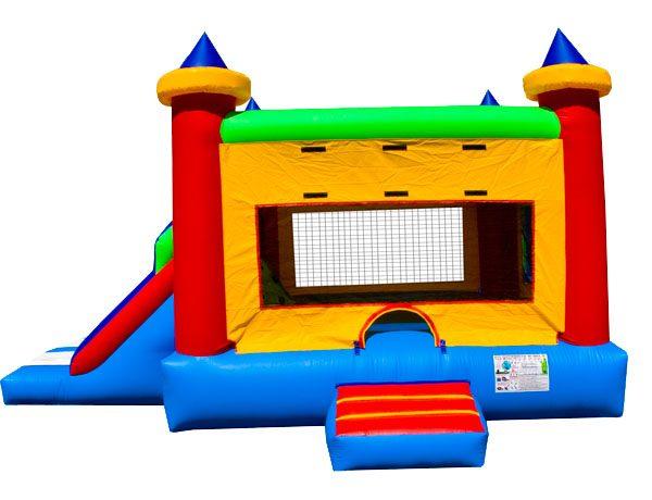Dual Bouncer / Slide Combo Pinehurst Statesville,  Bouncehouse, Castle, Combo