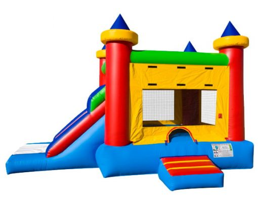 Bounce Castle Slide Combo rental Moonwalk,  Bouncehouse, Castle