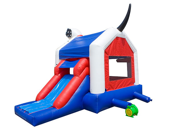 Ez Dalmatian Bounce Slide Combo Kicks And Giggles Usa