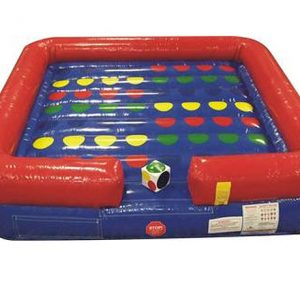 Inflatable Twister - ideas for outdoor parties,  Activity, Games, Interactive, Multiplayer