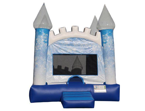 Frozen Ice Castle Bouncehouse,  Bouncehouse, Disney, Frozen