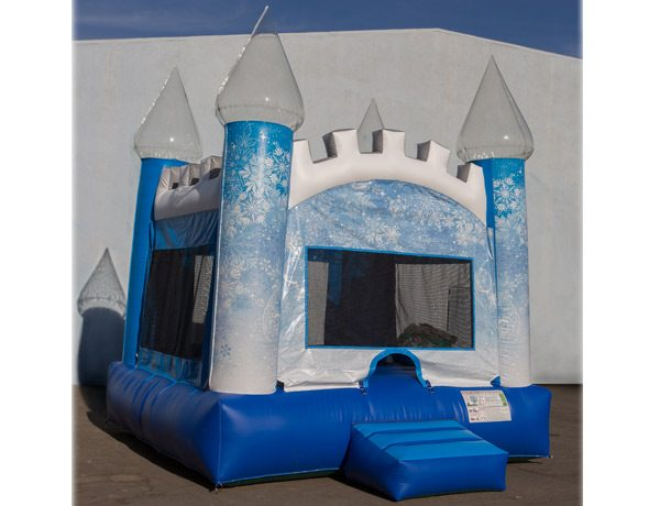 Frozen Ice Castle Bouncehouse,  Bouncehouse, Disney, Frozen