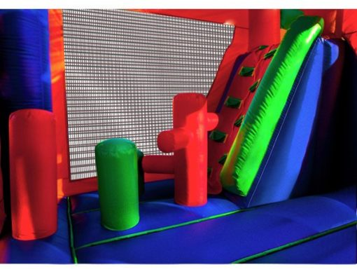 5in1 Sports Combo Bouncehouse with Slide Eden,  Bouncehouse, Sports