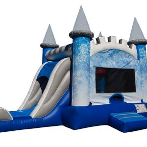 EZ Frozen Ice Castle Bouncer High Point,  Bouncehouse, Disney, Frozen