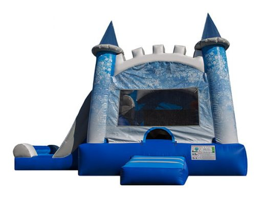 EZ Frozen Ice Castle Bouncer Greensboro Rental,  Bouncehouse, Disney, Frozen