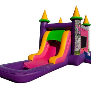 Summer fun at its best with an inflatable renta.,  Bouncehouse, Castle, Combo, Single Lane, Water Fun, Waterslide