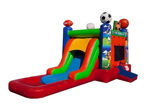 EZ Sport Wet Combo Greensboro, High Point, Kernersville,  Bouncehouse, Sports