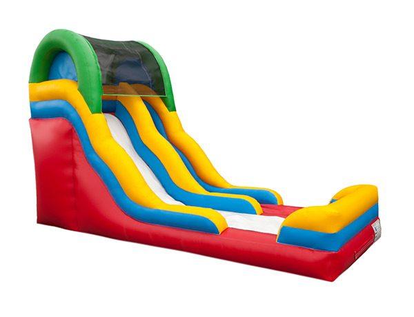 rent a waterslide in north carolina,  Inflatable Slide, Kids, Single Lane, Water Fun, Waterslide