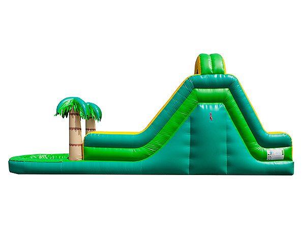 Rental Inflatable for Parties,  Inflatable Slide, Single Lane, Water Fun, Waterslide