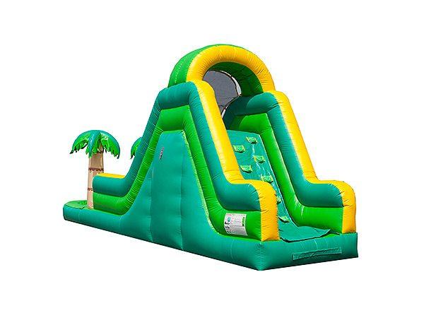 Rental Waterslide for Kids,  Inflatable Slide, Single Lane, Water Fun, Waterslide