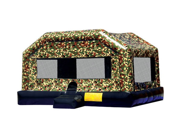 Camo Military Bouncehouse Rental,  Bouncehouse, Camo, Duck Dynasty, Jumbo, Military