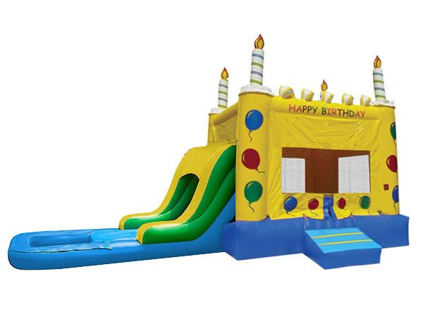 Birthday Cake Bouncer House Kids Fun - Elon, Mebane,  Birthday, Bouncehouse, Bouncer, Cake, Moonwalk