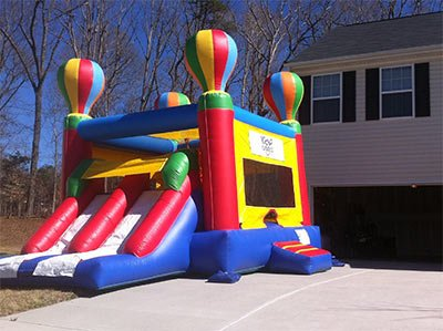 rent a bouncehouse in greensboro high point archdale