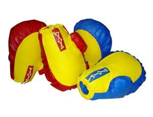 Boxing Gloves - padded Fun day Carnival,  Activity, Games