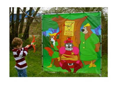 Apple Shot Robin Hood Game for Toddlers,  Activity, Games