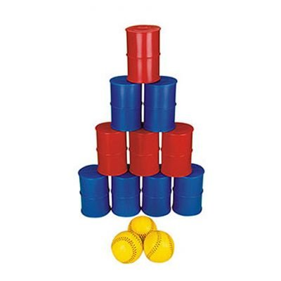 Knock Down Cans Carnival Game Rental Winston-Salem Durham,  Activity, Games