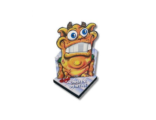 Monster Dentist Carnival Game High Point,  Activity, Games