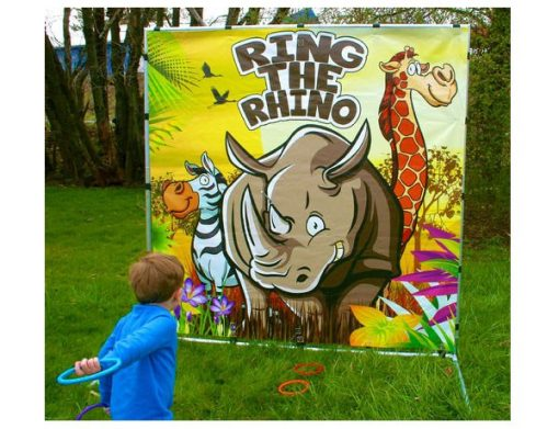 Rhino Ring Toss Game for Kids,  Activity, Games