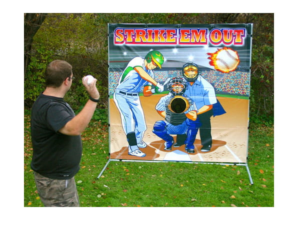 Baseball Toss Game for Toddlers,  Activity, Games