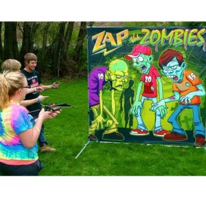 Crossbow Zap Zombies Velcro for Toddlers,  Activity, Games
