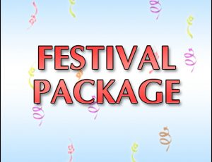 Festival Package Deal,  Package Deals