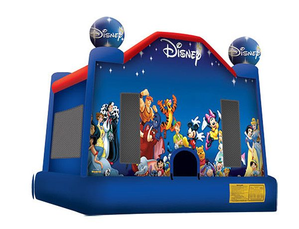Disney jumphouse for rent themed birthday parties,  Bouncehouse, Disney, Themed