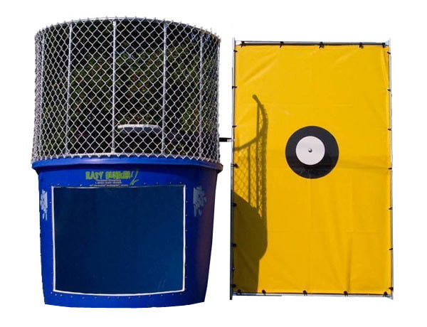 Dunk Booth for rent - Greensboro, High Point, Burlington, NC,  Water Fun