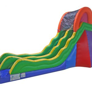 17 Fun Slide Inflatable Rental Greensboro,  Inflatable Slide, Single Lane