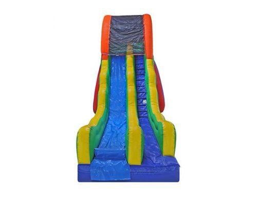 17 Fun Slide Bouncer for rent High Point, Burlington,  Inflatable Slide, Single Lane
