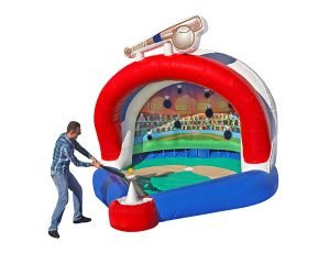 Baseball Homerun Derby Party Game,  Activity, Baseball, Games, Interactive, Sports, Tee Ball