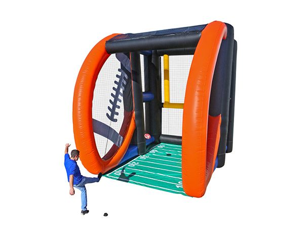 Football Field Goal Challenge rental Mebane,  Activity, Football, Games, Interactive, One-on-One, Sports