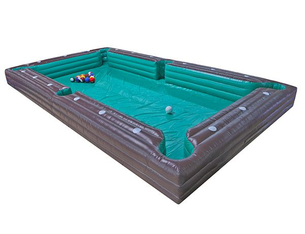 Soccer Billiards inflatable game for rent Kernersville,  Activity, Games, Interactive, One-on-One, Soccer, Sports