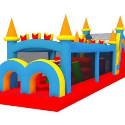 50 Castle Obstacle Course Rental Kernersville,  Activity, Games, Gladiators, Interactive, Ninja, Obstacle Course