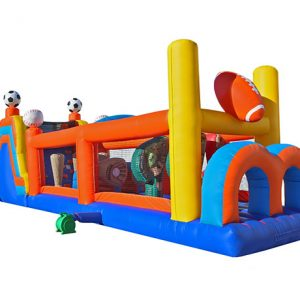 50 Sports Obstacle Course for rent Greensboro,  Activity, Games, Gladiators, Interactive, Ninja, Obstacle Course