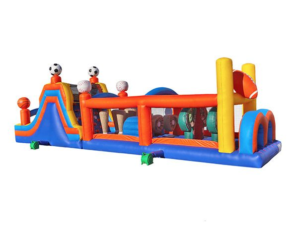 50 Sports Obstacle Course for rent Winston,  Activity, Games, Gladiators, Interactive, Ninja, Obstacle Course