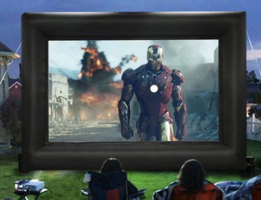 ,  Huge Movie Screen, Outdoor Movie Night, Outdoor Movies