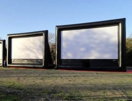 ,  Inflatable Movie Screen, Movie Night, Outdoor Movie