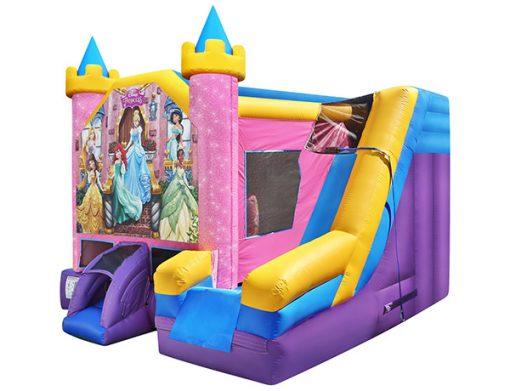 Disney Princess Bouncehouse,  Ariel, Belle, Bouncehouse, Cinderella, Disney, Jasmine, Princess, Rapunzel, Tiana