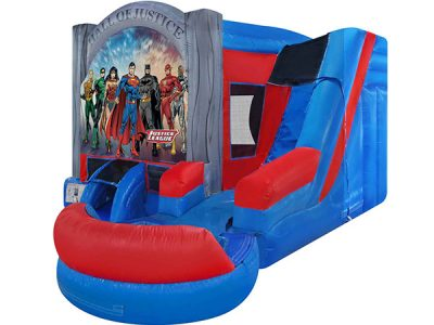 Justice League Bouncehouse,  batman, Bouncehouse, Justice League, superman