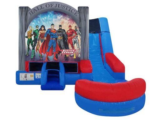 Justice League Bouncehouse,  batman, Bouncehouse, Justice League, superman